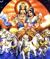 Surya - The Vedic Sun - GOD