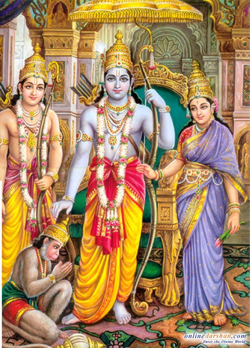 Lord Rama Wallpapers High Resolution Lord Rama Wallpaper Hd Photo
